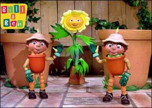 Caught in Time & Bill \u0026 Ben (the flowerpot men) \u2013 Childhood Memories of 1960s ...